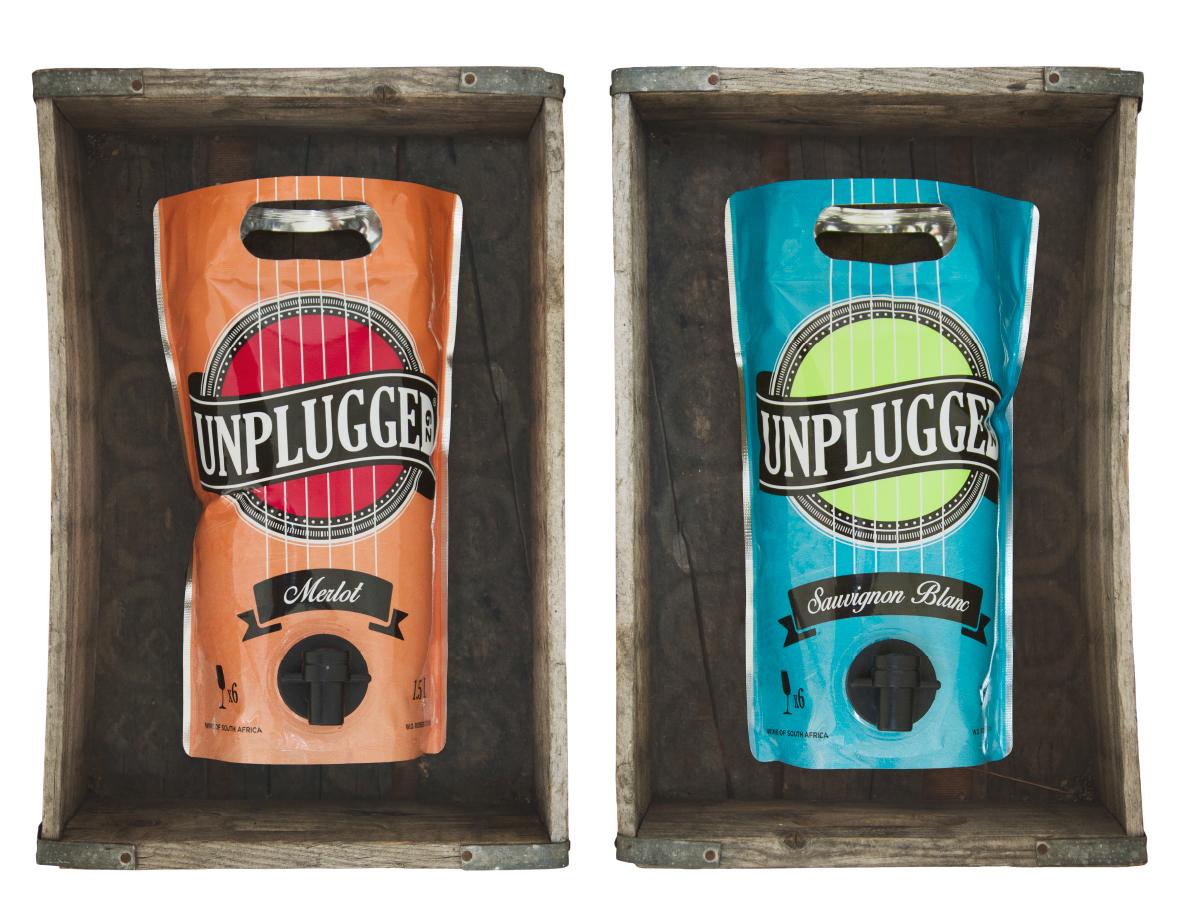 Joubert-Tradauw Unplugged 62 Packaging
