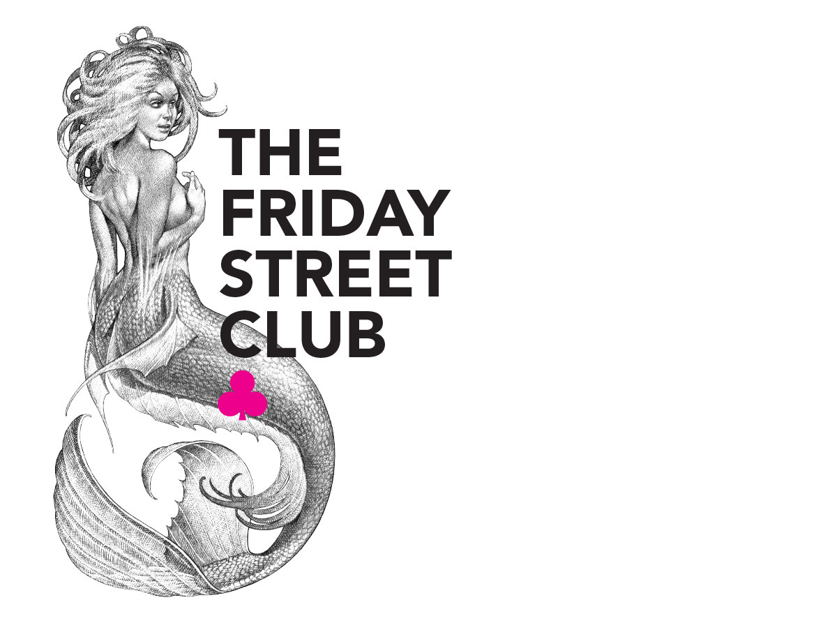 The Friday Street Club Logo
