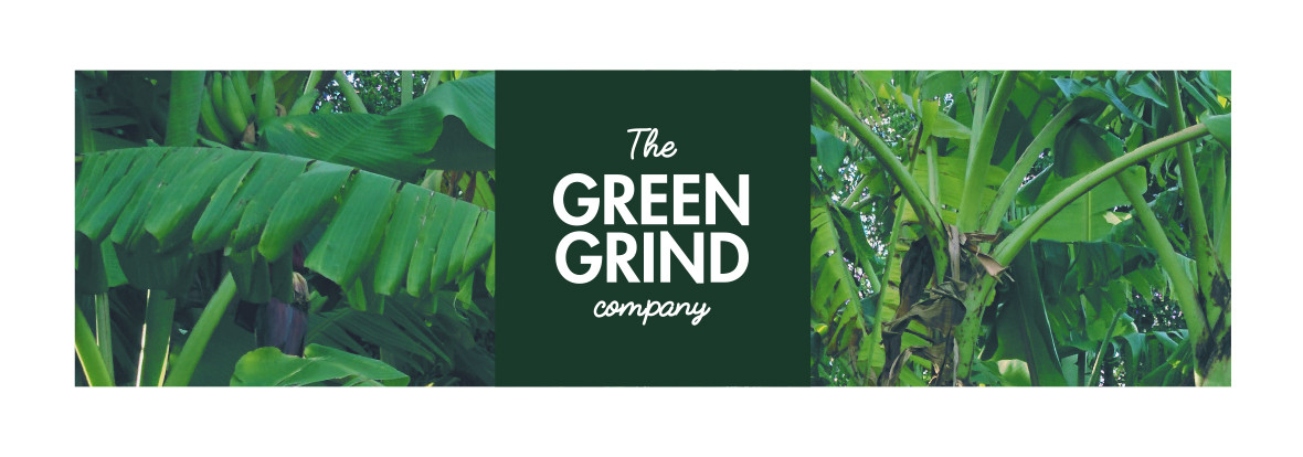 The Green Grind Co. Header Image