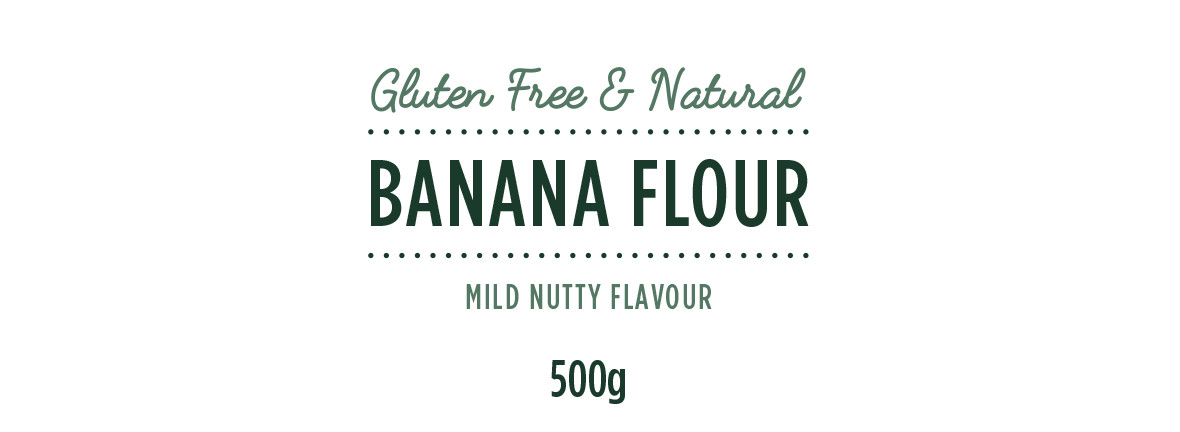 The Green Grind Co. Banana Flour