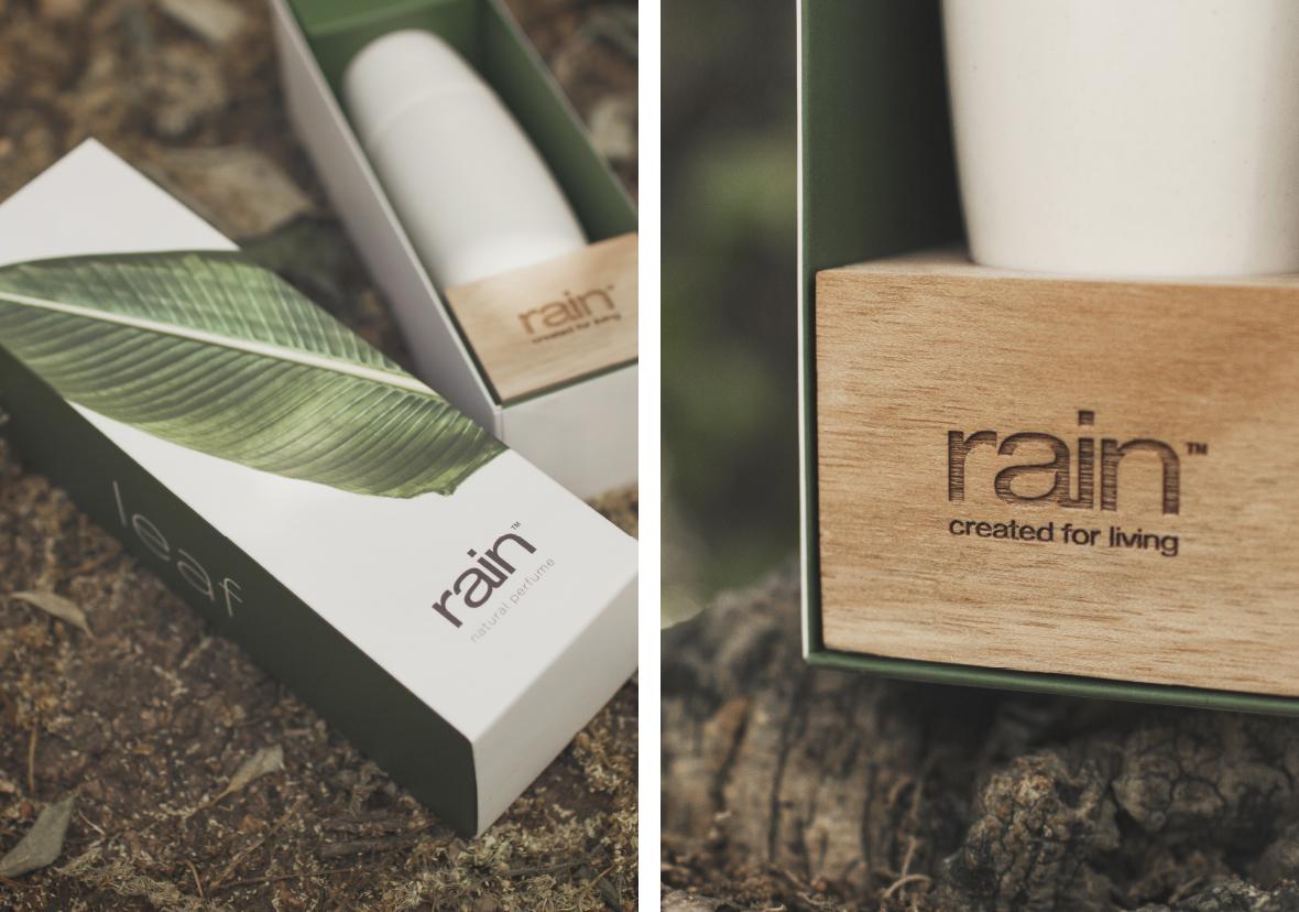 Rain Perfume Range