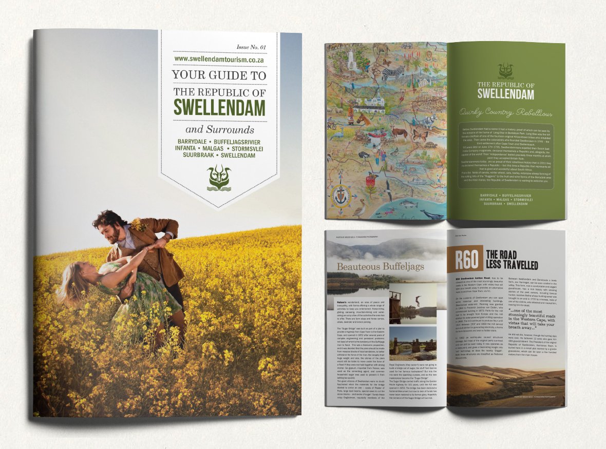 Swellendam Tourism Organisation Booklet