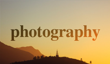 Atelier - Photography