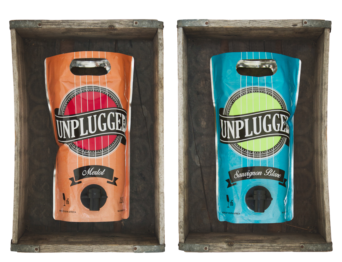 Joubert-Tradauw Unplugged 62 Packaging