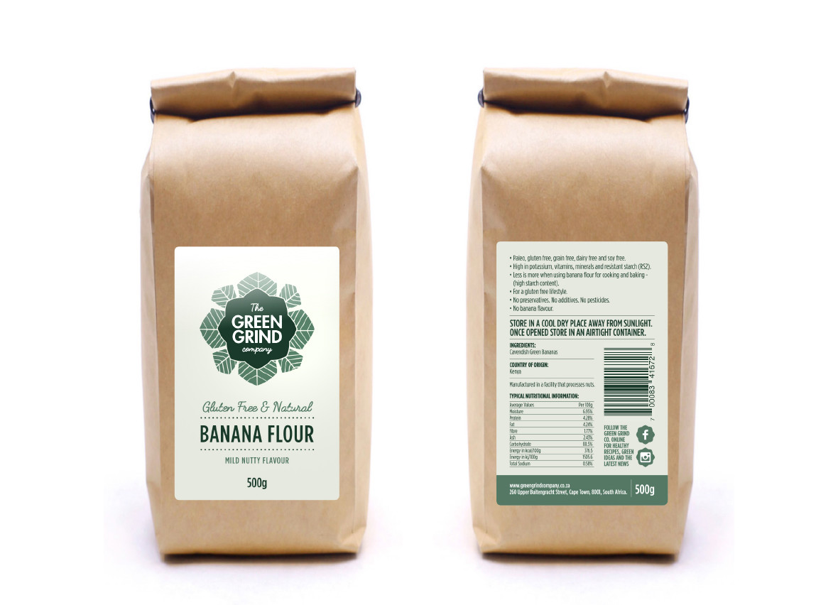 The Green Grind Co. Packaging