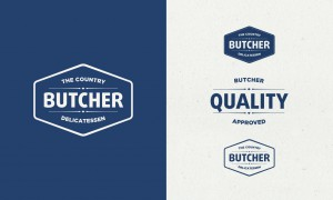 The Country Butcher Logo