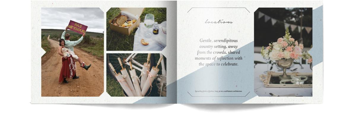Swellendam Tourism Organisation Wedding Booklet